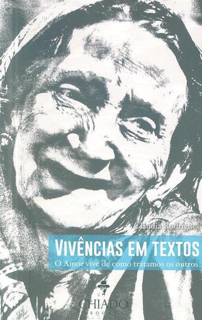 Vivências em textos (Cláudia Rodrigues)