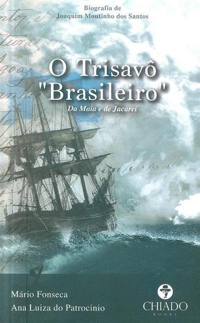 """O trisavô """"brasileiro"""" da Maia e de Jacareí (Mário Fonseca, Ana Luiza do Patrocínio)"""