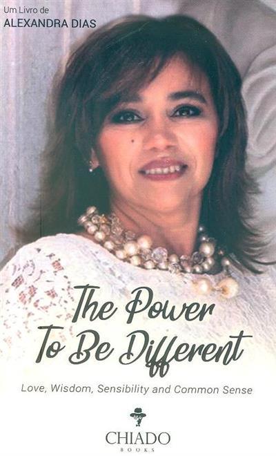 The power to be different (Alexandra Dias)