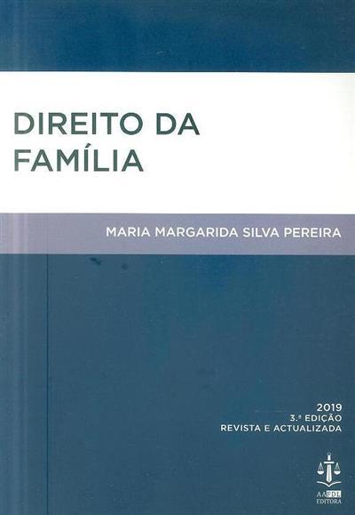 Direito da família (Maria Margarida Silva Pereira)