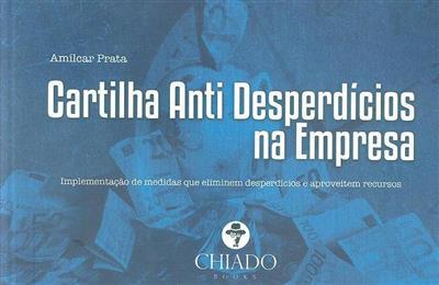 Cartilha anti-desperdícios (Amílcar Prata)