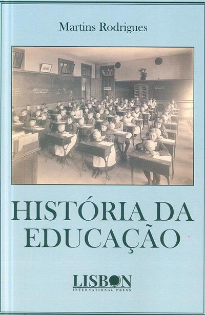 História da educação (Martins Rodrigues)