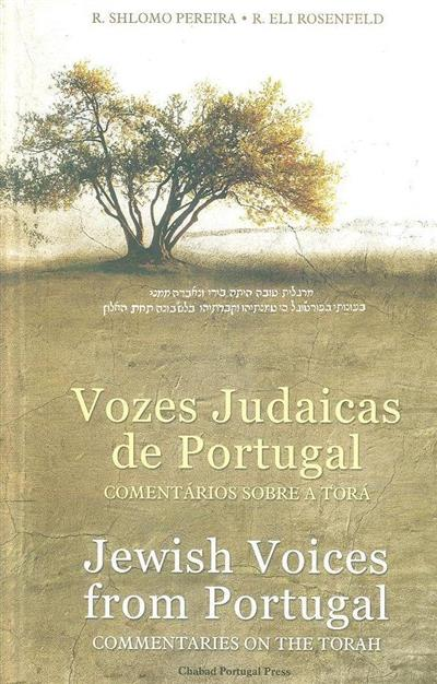 Vozes judaicas de Portugal (Shlomo Pereira, Eli Rosenfeld)