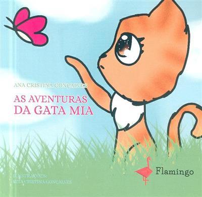 As aventuras da gata Mia (Ana Cristina Gonçalves)