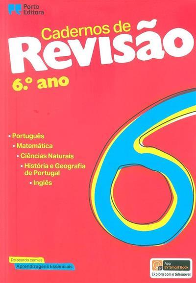 Cadernos de revisão, 6º ano (Cristina Falcão... [et al.])