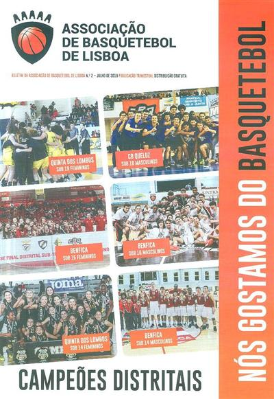 Boletim da Associação de Basquetebol de Lisboa