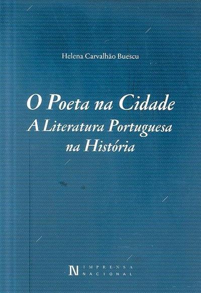 O poeta na cidade (Helena Carvalhão Buescu)