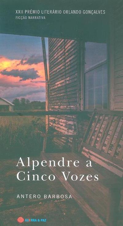 Alpendre a cinco vozes (Antero Barbosa)