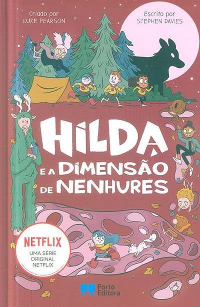 Hilda e a dimensão de nenhures (Stephen Davies)