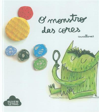 O monstro das cores (Anna Llenas)