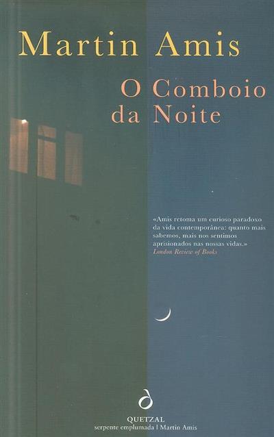 O comboio da noite (Martin Amis)