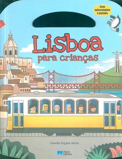 Lisboa para crianças (Cláudia Regina Abreu)
