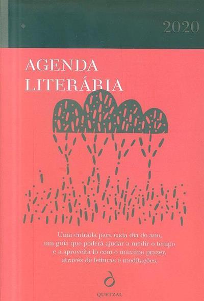Agenda literária 2020 (conteúdos Helena Vasconcelos)
