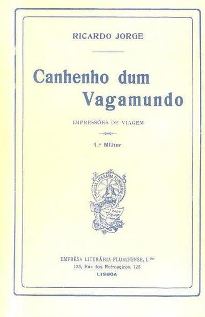 Canhenho dum vagabundo (Ricardo Jorge)