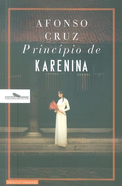 Princípio de Karenina (Afonso Cruz)