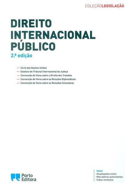Direito internacional público (coord. Isabel Rocha, Cristina Aragão Seia)