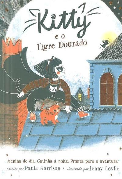 Kitty e o tigre dourado