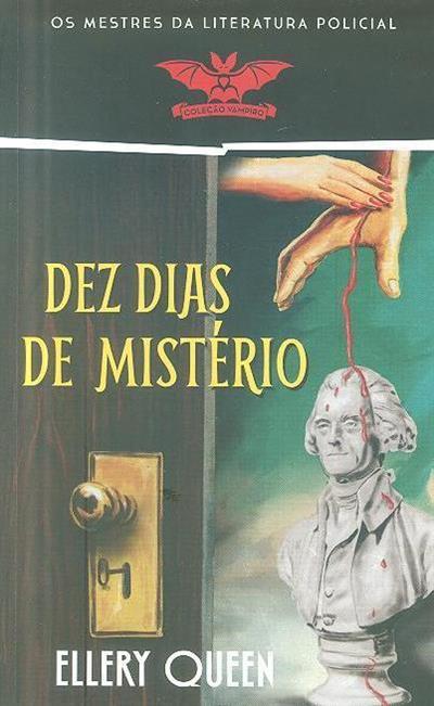 Dez dias de mistério (Ellery Queen)