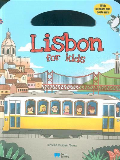 Lisbon for kids (Cláudia Regina Abreu)