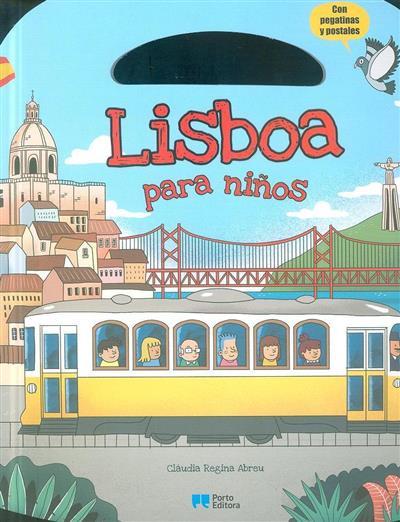 Lisboa para niños (Cláudia Regina Abreu)