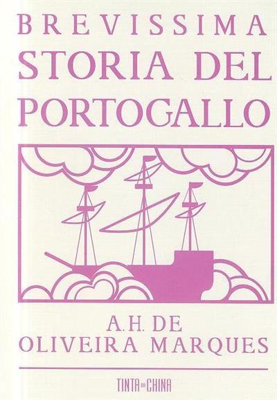Brevissima storia del Portogallo (A. H. de Oliveira Marques)