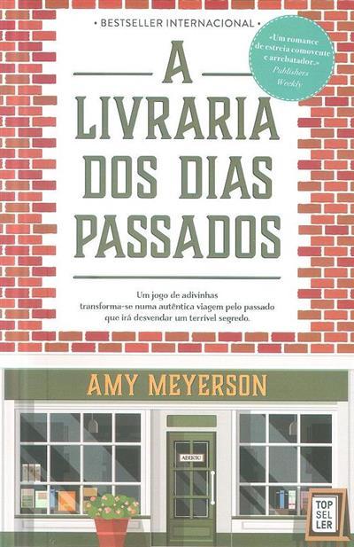 A livraria dos dias passados (Amy Meyerson)