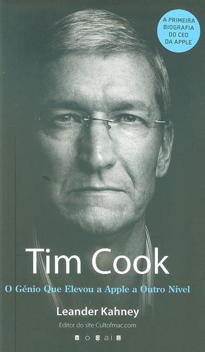 Tim Cook (Leander Kahney)