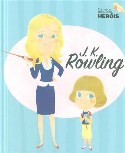 J. K. Rowling (Bonalletra Alcompas)