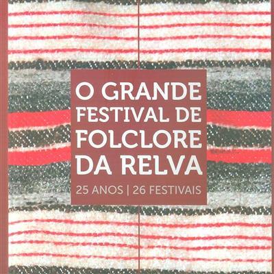 O grande festival de folclore da Relva (Ione Rebelo... [et al.])