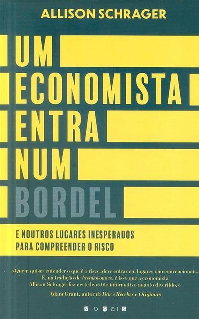 Um economista entra num bordel (Allison Schrager)