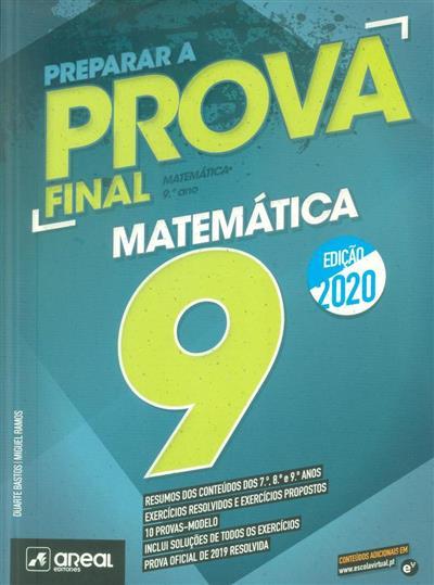 Preparar a prova final 2020 (Duarte Bastos, Miguel Ramos)