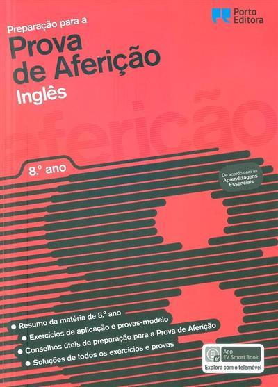 Preparação para a prova de aferição (Emi Alves, Patrícia Barros Silva)