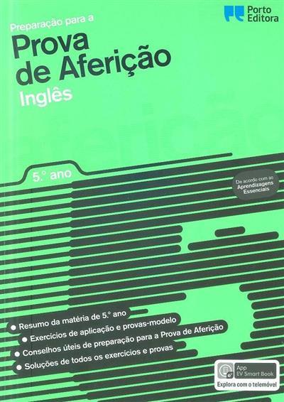 Preparação para a prova de aferição (Emi Alves, Inês Silva, Patrícia Barros Silva)