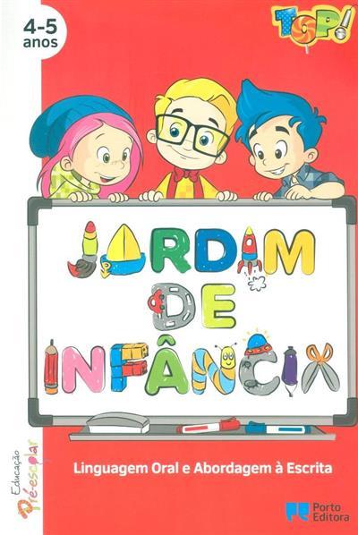 Top! no jardim de infância (Maria João Lima, Olinda Moreira Vieira)