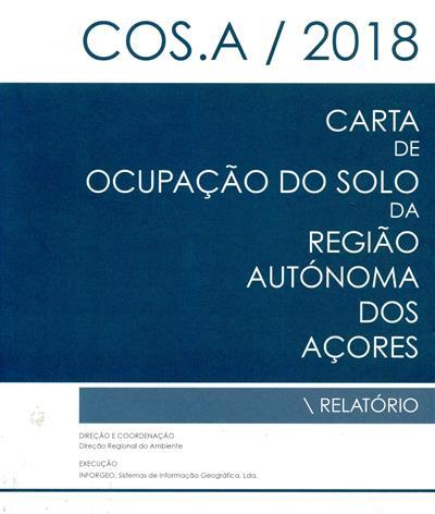 Carta de Ocupação do Solo da Região Autónoma dos Açores