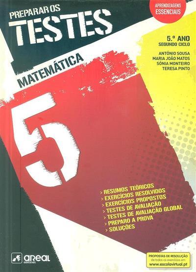 Preparara os testes 5 (António Sousa... [et al.])