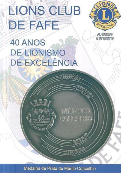 Lions Clube de Fafe (Ribeiro Cardoso)