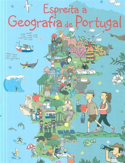 Espreita a geografia de Portugal (Vera Ribeiro)