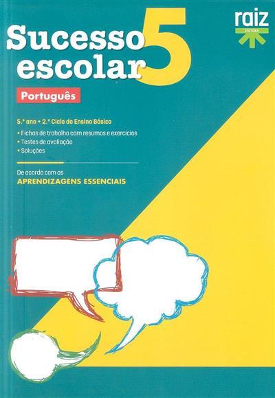 Sucesso escolar (Maria da Conceição Sousa Vicente)