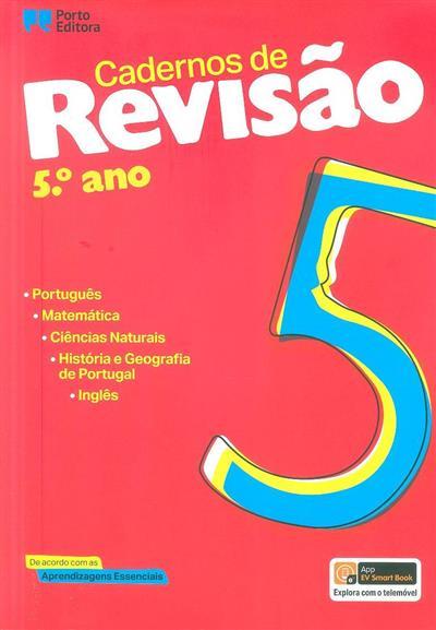 Cadernos de revisão, 5º ano (Cristina Falcão... [et al.])
