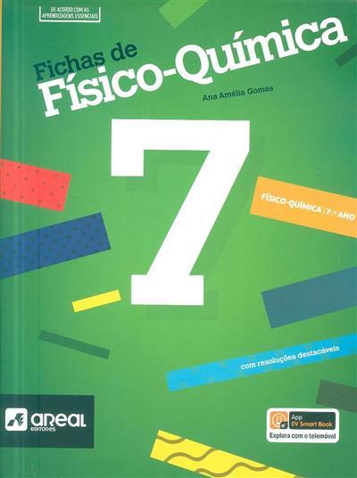 Fichas de físico-química 7 (Ana Amélia Gomes)