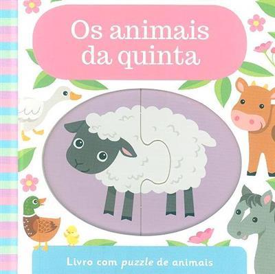 Os animais da quinta (adapt. Rita Amaral)