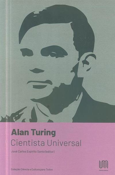 Alan Turing (ed. José Carlos Espírito Santo)