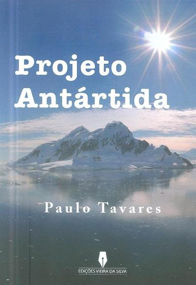 Projeto Antártida (Paulo Tavares)
