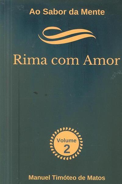 Rimas com amor (Manuel Timóteo de Matos)