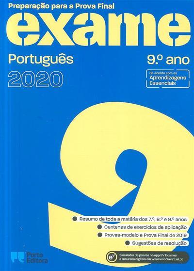 Preparação para a prova final 2020 (Susana Ribeiro Nunes)