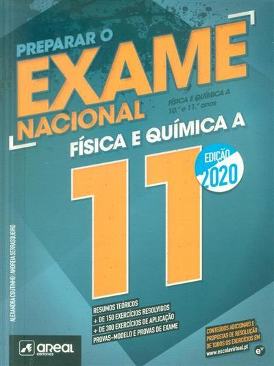 Preparar o exame nacional 11, 2020 (Alexandra Coutinho, Andreia Serrasqueiro)