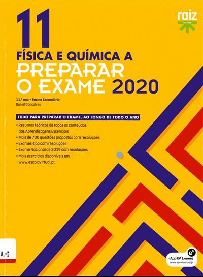 Preparar o exame 2020 (Daniel Gonçalves)