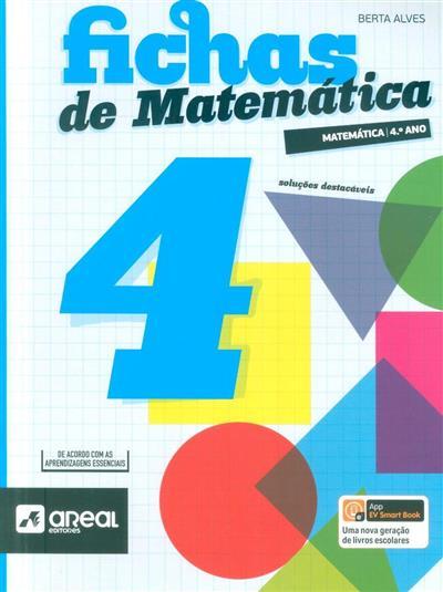 Fichas de matemática 4 (Berta Alves)