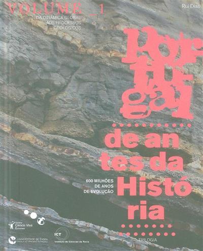 Portugal de antes da história (Rui Dias)